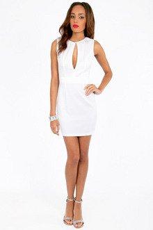 Vix Cutout Bodycon Dress $32