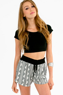 Tribes and Tribulations Shorts $26