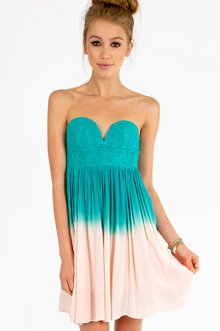 Ombre To My Heart Dress $46