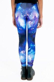 Galaxy Print Leggings $19