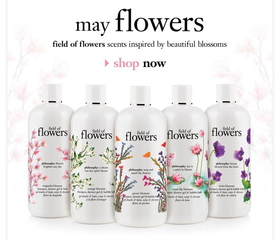 may flowers field of flowers scents inspired blossoms