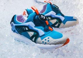 Shop All New: Pop-Color Puma Sneakers