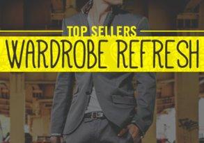 Shop Top Sellers: Wardrobe Refresh