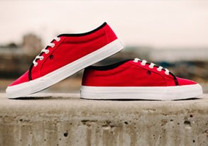 Shop New Sneakers ft. Splashes of Color