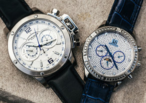 Shop Get the Look: Luxury Watches