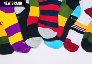 Shop New Brand: Stance Socks