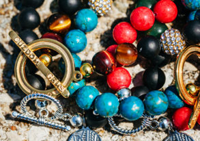Shop Jewelry ft. Gold-Plated Bracelets