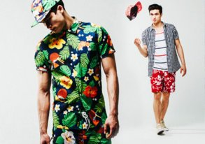 Shop WeSC Summer Prints: Hats, Ts & More