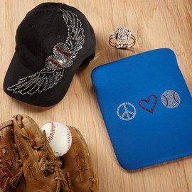 Baseball Bling: Women's Accessories