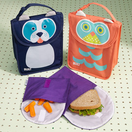 Time to Eat: Kids' Lunch Accessories