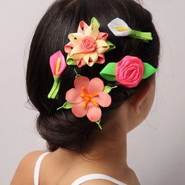 May Flowers: Girls' Accessories