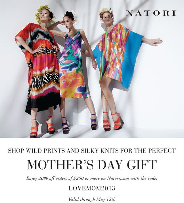 mothers day promo 2