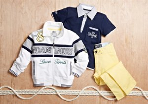 Preppy Style for Boys