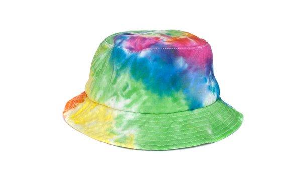 huf_hat_tie_dye_bucket_multi