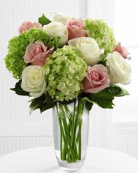 Embracing Bouquet Vera wang FTD