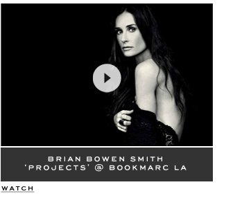 World of Marc Jacobs | Brian Bowen Smith 'Projects' @ Bookmarc LA