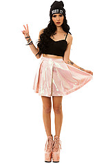 The Mermaid Skirt