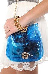 The Tasha Bag in True Blue