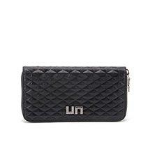 Zipper Wallet | Black