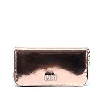 Zipper Wallet | Rose Gold