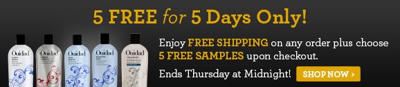 5 Free for 5 days