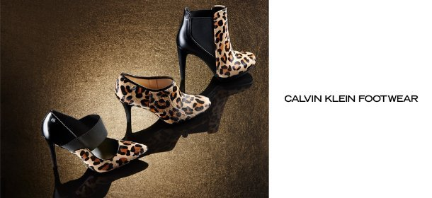 CALVIN KLEIN FOOTWEAR, Event Ends May 10, 9:00 AM PT >