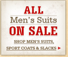 All Mens Suits on Sale