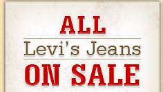 All Levis Jeans on Sale