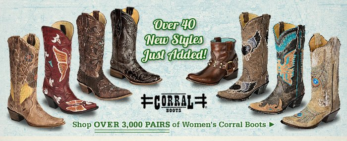 Shop All Womens Corral Boots