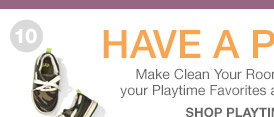 HAVE A PLAYDATE   SHOP PLAYTIME FAVORITES