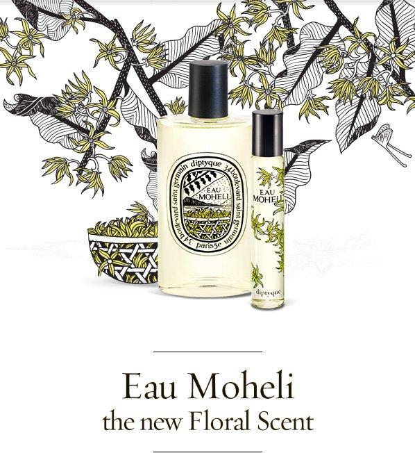 Eau Moheli the new Floral Scent