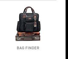 Use the Bag Finder