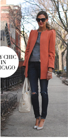 CITY CHIC IN CHICAGO