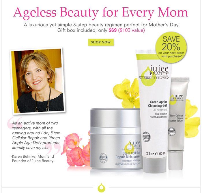 Ageless Beauty for Every Mom