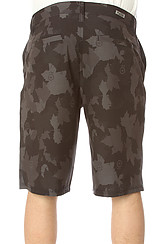 The Core Collection Salamander Camo Shorts in Black Camo