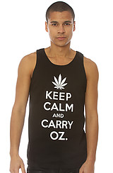 The Carry Oz Tank in Black