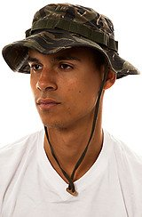 The Tiger Stripe Boonie Hat