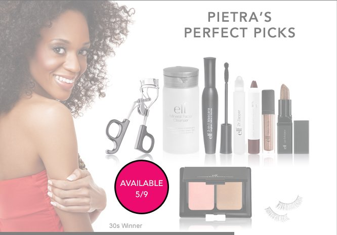 Available 5/9: Pietra's Perfect Picks