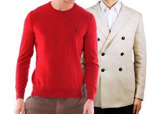 Luxury Men's Clothing: Dsquared, Malo Firenze, Lardini & more