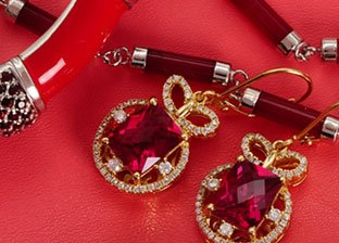 Shop the Trend: Shades of Red
