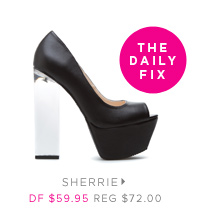The Daily Fix: SHERRIE