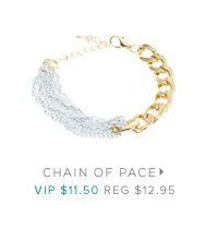 CHAIN OF PACE