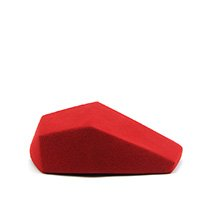 Stealth Hat | Red