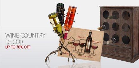 Wine Country Decor