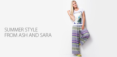Summer Style from Ash and Sara