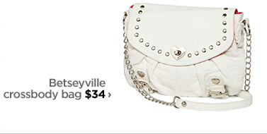 Betseyville crossbody bag $34›