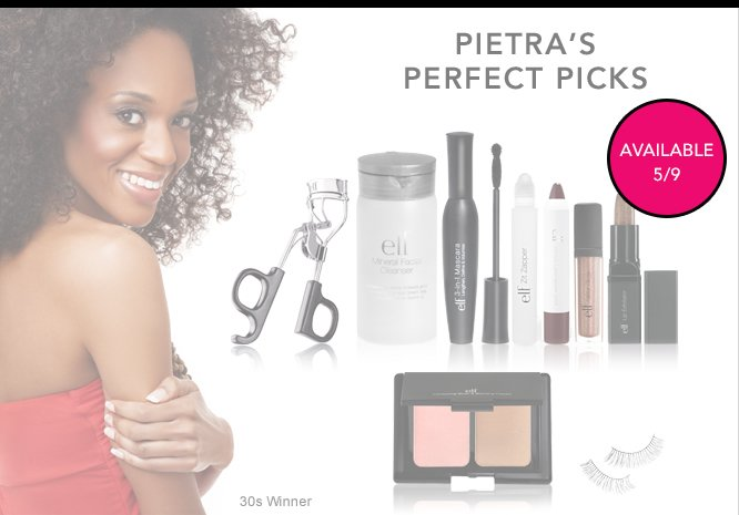 Pietra's Perfect Picks - available 5/9