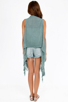 Moon Child Vest $36