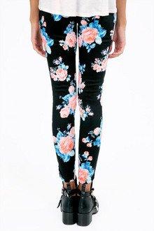 Rose Bouquet Leggings $33