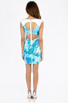 Sweet Oasis Dress $42